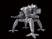 Робот по мотивам Mechwarrior