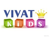 Логотип для интернет-магазина Vivat Kids