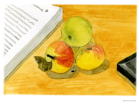 watercolor2018_0007_apples_desk
